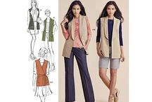 Vest Sewing Patterns