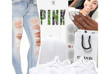 Pink; Victoria Secret