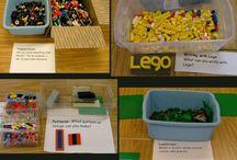 Legos in School