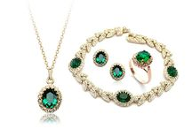 Bling Jewelry Sets / Bling Jewelry Sets with Crystals