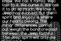 Jeep  / by Jenna Sevilla