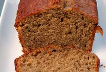 Moist Coffee Pound Cake - Great as a loaf or round cake, this is a soft, moist cake with a lovely gentle coffee taste and perfect with your morning coffee too! | Lovefoodies.com