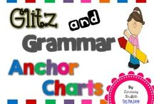 Anchor Charts grammar