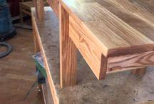My wooden work