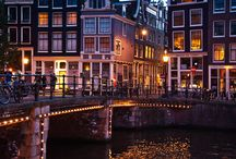 I wanna go to Netherlands ♡