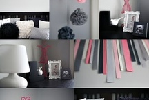 For The Home: Little Girl Rooms / by Camie Coles