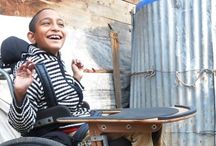Wheelchairs for developing countries
