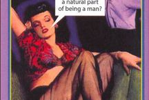 Menopause, it's not funny!
