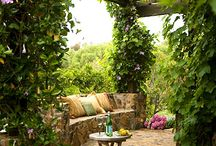 outdoors / by Elizabeth Calvinisti