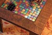Mosaicos - Mesas