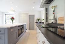 #interiordesign #kitchen #quartz #worktops #marblekitchens