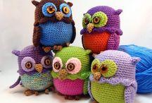 Crochet / Toutes les astuces, réalisations, créations en crochet qui tapent dans l'œil de Mme PiNat !