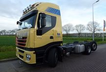 Iveco Trucks / by Kleyn Trucks
