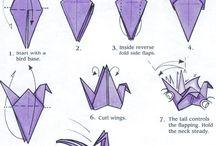 Origami 8 / by Maria Usztyan