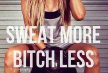 Fitness / Inšpirácie