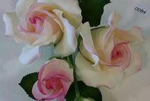Rosas  lindas.
