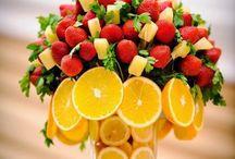 Jídlo dekorace