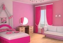 M&M room ideas  / by Noel H