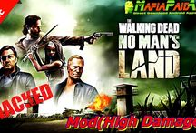The Walking Dead No Man's Land Apk + Mod(High Damage) + Data for android