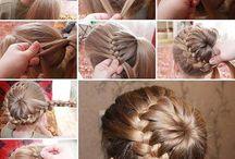 peinados nina