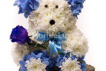 Ursuleti din flori / Ursuleti de flori, ursi din flori, ursuleti flori sau animale din flori perfecte pentru orice ocazie. Acum ii poti cumpara online din cea mai buna florarie online: https://www.floridelux.ro/aranjamente-florale-online/animale-din-flori/
