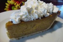 Desserts: Pies, Cobblers, and Tarts / Pies, cobblers, and tarts of all kinds: large or small; hot or cold.