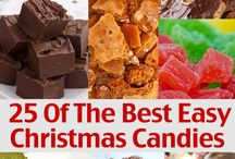 25 Christmas Candies