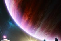 sci-fi / fantasy / post - apocalyptic