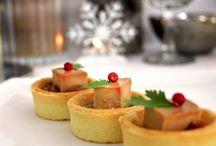 La Solution Apéro / Des muffins, des tartelettes gourmandes, des mini burgers... Vivement les fêtes