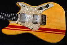 Revelator NitroJet Offset Guitars