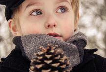 Inspirace na foto-zima