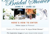 A Joyus Bridal Shower / by Tiffany C
