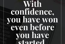 Confidence has its own power