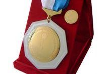 Medalhas / Medalhas produzidos e desenvolvidos pela Homenageart.