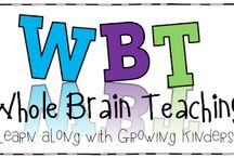 Whole Brain Teaching / by Mrs. McFadden's Classroom Community