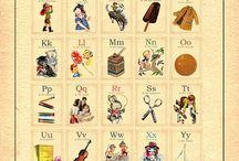 alfabeti scuola