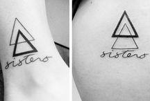 Tattoo two people