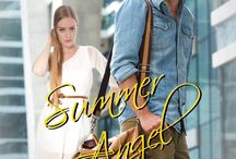 Summer Spirit Novellas / a board for my new novella series... Summer Angel is book 1... / by Samantha Jacobey