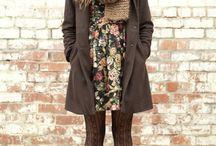 Autumn clothes :3