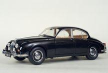 Paragon Models - Daimler V8 250 - Black / Paragon Models - Daimler V8 250 - Black