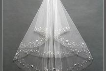 Brudeslør /  bridal veil