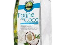 Nos Farines Bio sans Gluten / Un assortiment de farines rare, riches en nutriments, antioxydants et en goût.