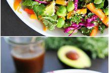 Veggies & Salads / by Ali B