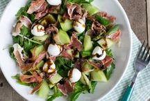 pasta/salades