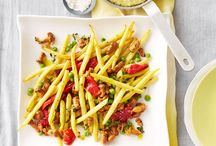 Bohnensalate