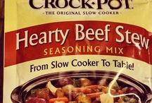 Crock pot recipes / by Janessa Jannarone