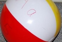 Ruthann's Boards / ping pong ball sight words.  / by Ruthann Pinnow