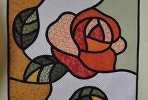 My own patchwork / Moja vlastná tvorba pre mňa i pre iných