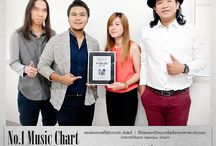 IW Thailand Music Award / รางวัล IW Music Award เพลงสากลที่ได้รับความนิยมอันดับที่ 1 ประจำเดือนและปี (ผลวิจัยโดย IW จากสถานีวิทยุ 40 FM radio station ในกรุงเทพและปริมณฑล)