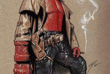 ◇Superheros◇ Hellboy